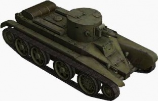 БТ-2 в World of Tanks