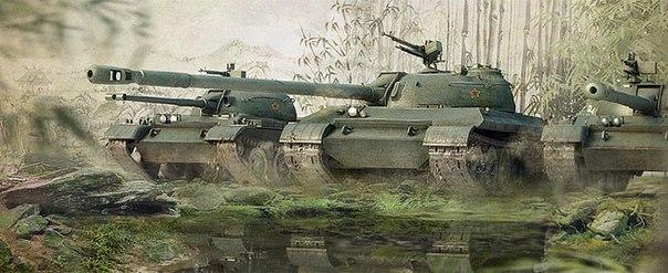 Как нагибать в World of Tanks в рандоме