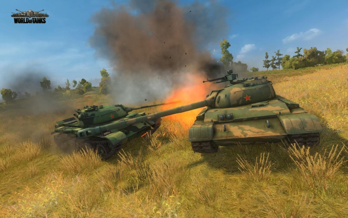 Как начать играть в World of Tanks