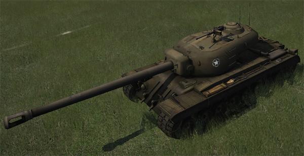 T34 – американский танк