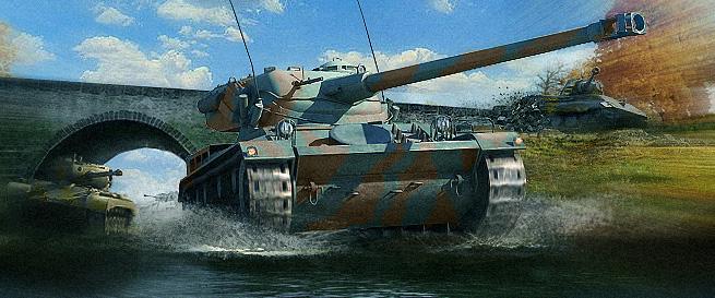 описание игры world of tanks