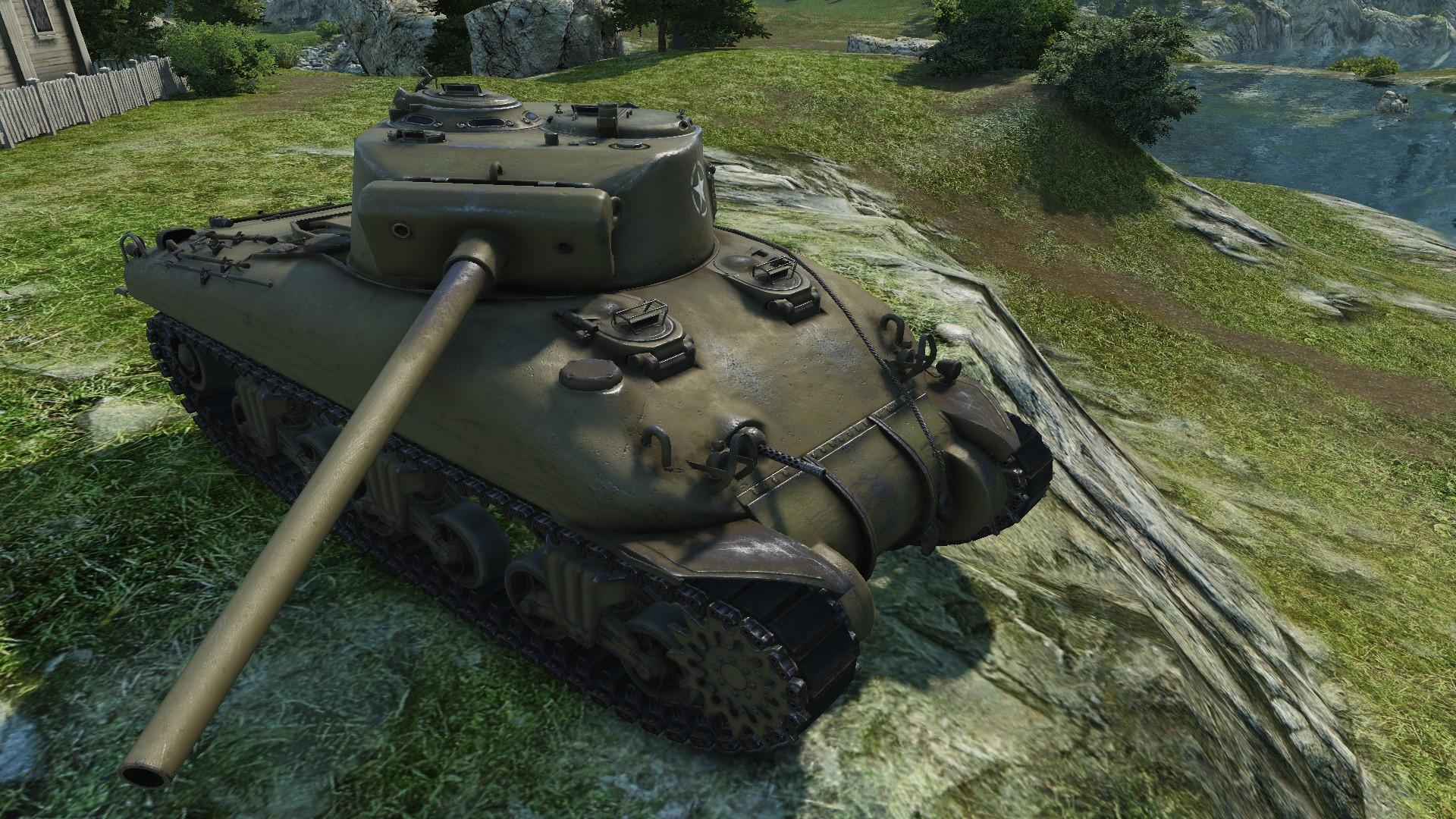 Патч 0.9.0 для World of Tanks