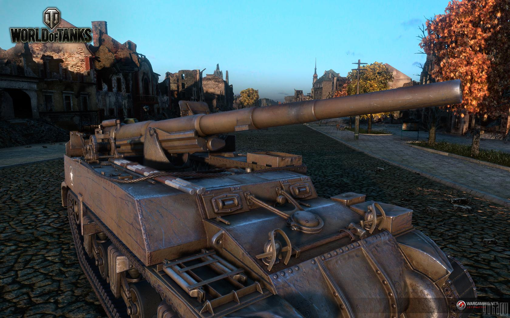 Видеокарта для World of Tanks 2014