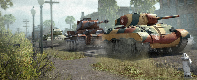 Какие середняки в World of Tanks лучшие