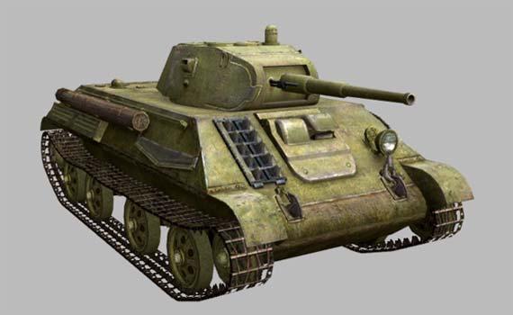 Легкие танки СССР в World of Tanks (танчики онлайн)
