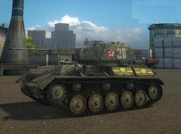 Т-80 в WoT