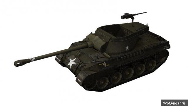 M18 Hellcat WoT