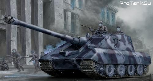 Лучшая ПТ САУ в World of Tanks