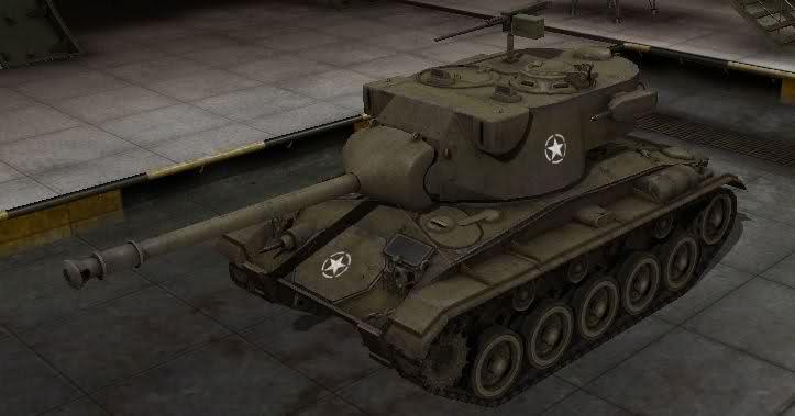 World of Tanks M24
