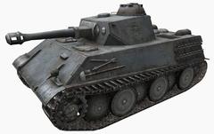 VK 2801 World of Tanks
