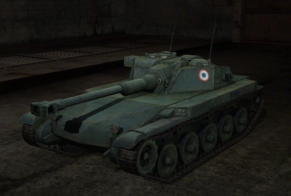 ELC AMX WoT картинка