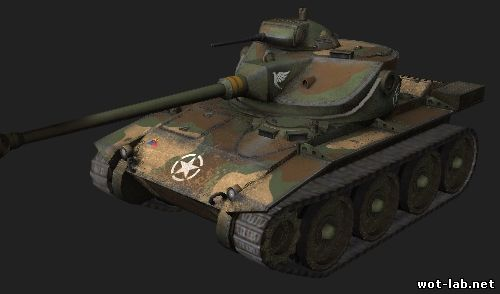 Т71 World of Tanks
