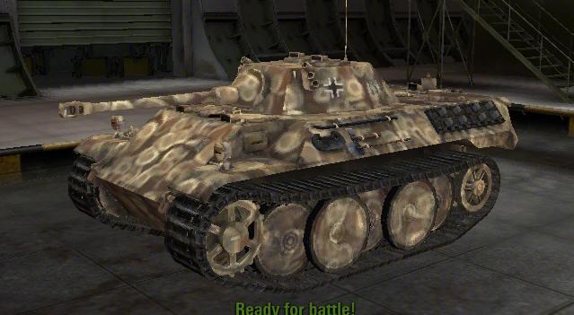 VK 1602 Leopard World of Tanks