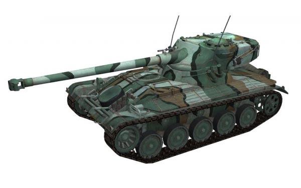 AMX 13 90 Мир Танков