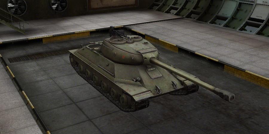 IS-6 в World of Tanks