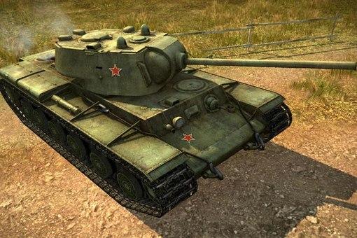 КВ-1 WoT