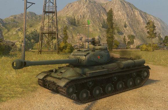 IS-2 китайский танк в WoT