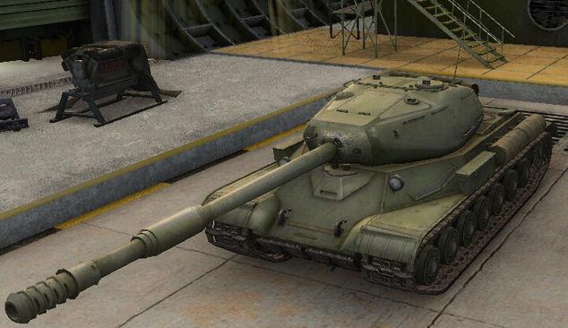 ИС-4 WoT