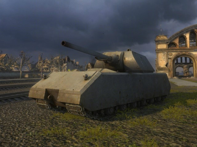 Maus в World of Tanks
