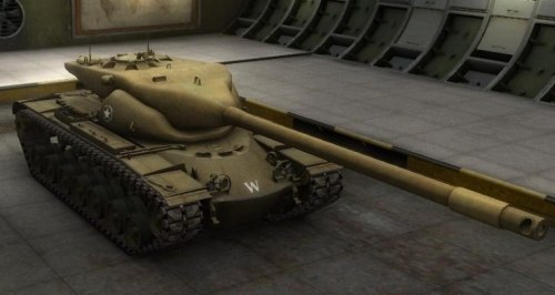 T-57 Heavy World of Tanks