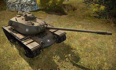 Т110Е5 Мир танков