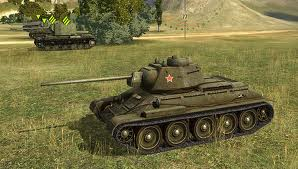 Т-34 в World of Tanks