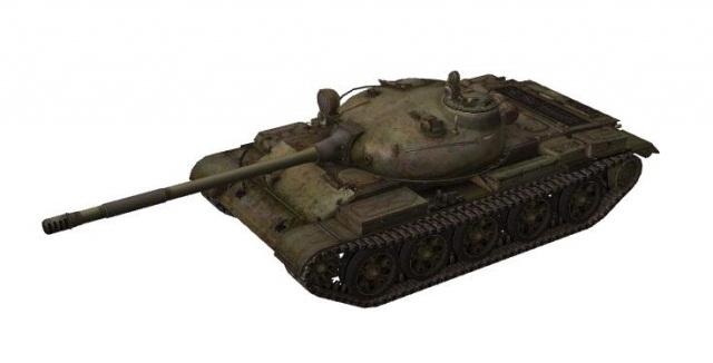 Т-62а в WoT