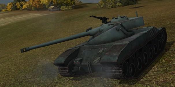 Bat-Chatillon 25t World of Tanks