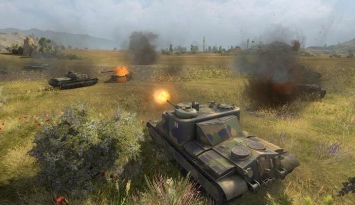 Как играть новичку в World of Tanks