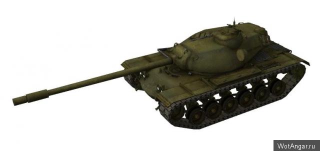 Какой самый лучший американский танк в world of tanks