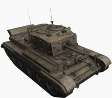 Лучший британский танк в World of Tanks фото