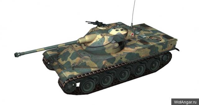Лучшие французские, китайские и британские танки в World of Tanks