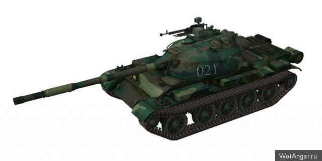 Лучший китайский танк в World of Tanks фото