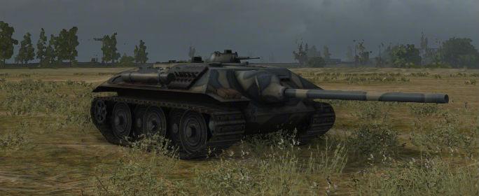 Лучший немецкий танк в world of tanks 7 уровня фото