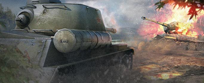 Лучший тяжелый танк в World of Tanks