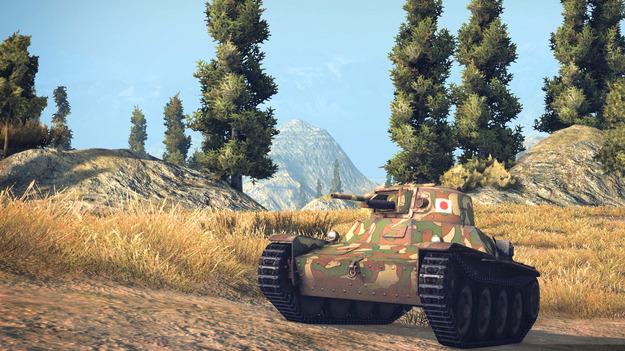 Лучший японский танк в world of tanks 2 уровня