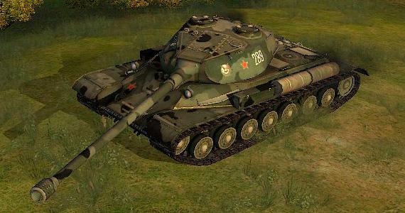 Самый бронированный танк в игре World of Tanks фото
