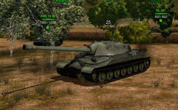 Самый бронированный танк в World of Tanks