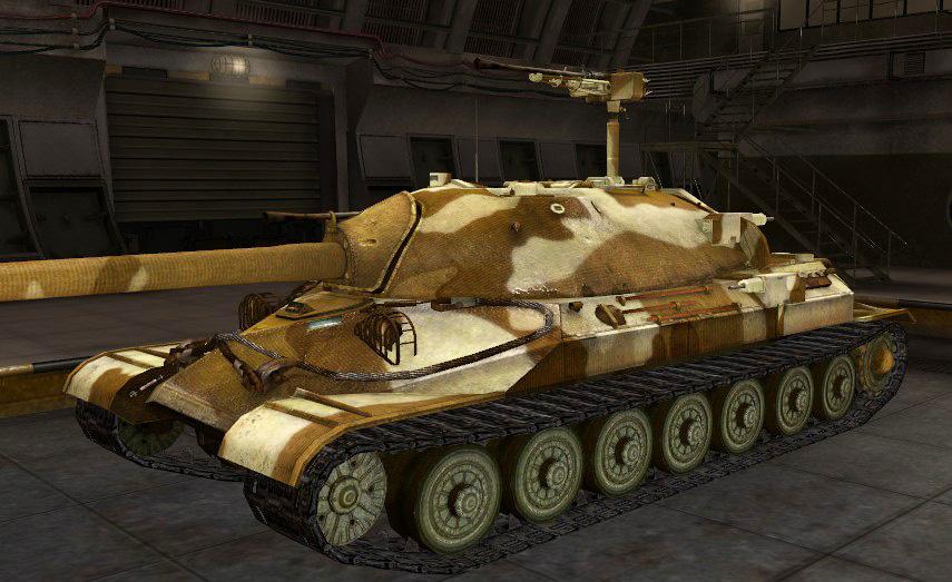 Самый нагибающий танк в World of Tanks