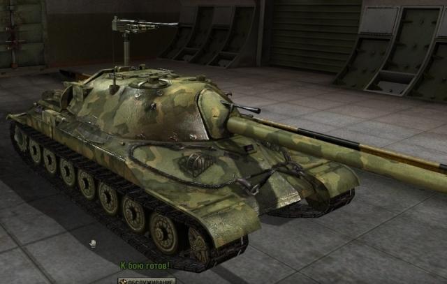 Самый рикошетный тяжелый танк в world of tanks