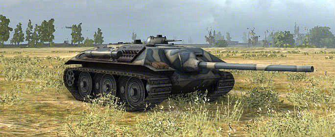 Какой самый скорострельный танк в World of Tanks