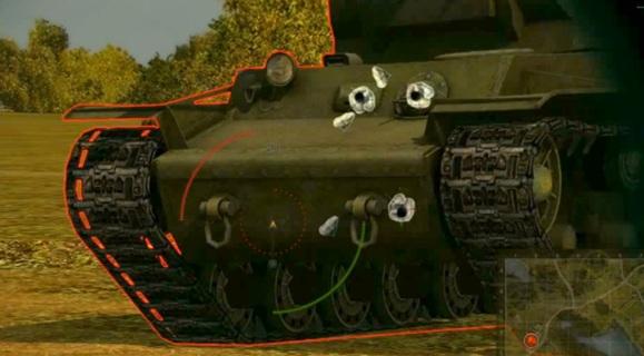 НЛД в Мире танков фото