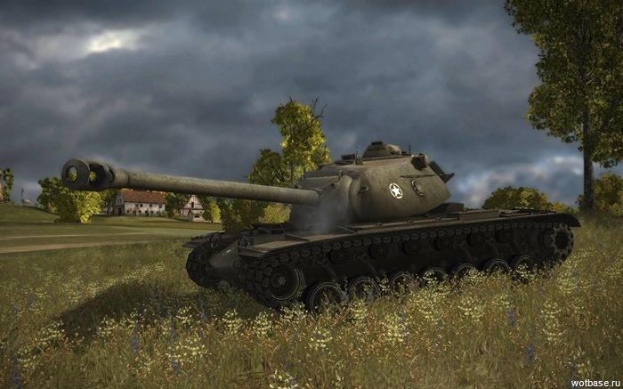 Что такое НЛД в World of Tanks