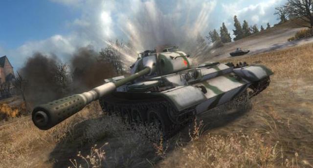 Лучший танк китайской нации в WoT