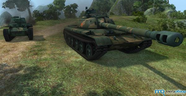 Самый хороший танк Китая в WoT