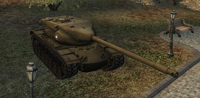 Самый мощный танк в world of tanks десятого уровня