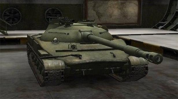 Объект 907 незаметность танка