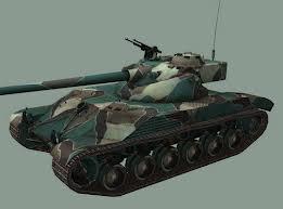Бочат 25 т незаметный танк в WoT