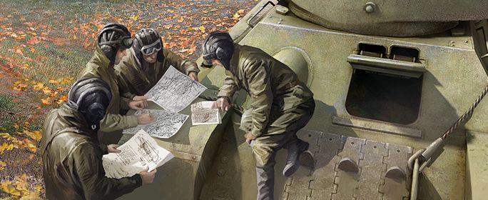 Как качать экипаж в World of Tanks