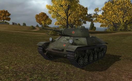Самые лучшие перки для легких танков